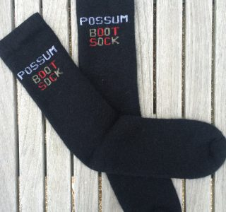Possum Boot Socks