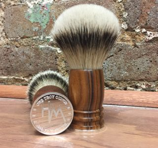 Certified Silvertip Shave Brush