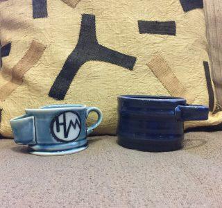 Handmade Shave Mugs